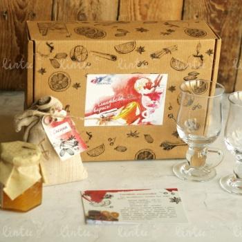 Глинтвейн, варись! | Изготовление корпоративных подарков | Подарки на день химика | Детские подарки оптом | Новогодние подарки детям сотрудн