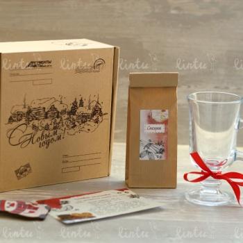 Мини набор глинтвейна | Корпоративные подарки оптом | Подарки на день строителя | Подарки на день металлурга | Новогодние подарки детям сотр