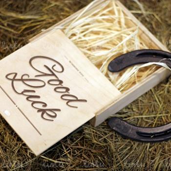 Подкова на удачу | Корпоративные наборы подарков | Корпоративные подарки клиентам | Новогодние корпоративные подарки оптом | Подарки на ден