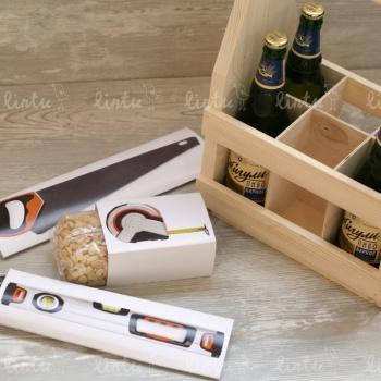 Ящик с инструментами | Разработка корпоративных подарков | Корпоративные подарки с логотипом | Подарки на день химика | Подарки на день меди