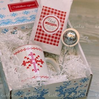 Мини вязаный набор | Изготовление корпоративных подарков | Подарки на день строителя | Детские подарки оптом | Новогодние подарки детям сот