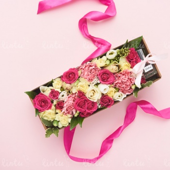 Цветочный парфюм