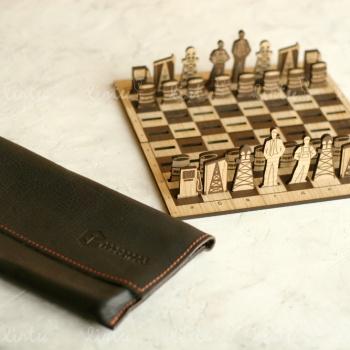 Шахматы на День нефтяника