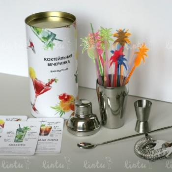 Коктейльная вечеринка | Разработка корпоративных подарков | Корпоративные подарки с логотипом | Корпоративные подарки на 8 марта | Подарки