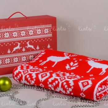 Скандинавский набор с пледом | Корпоративные подарки оптом | Корпоративные подарки с логотипом | Подарки на 23 февраля коллегам | Подарки на