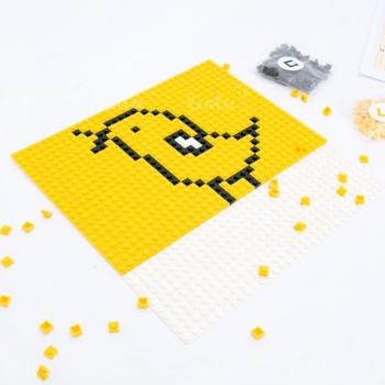 Лого или картинка из пикселей